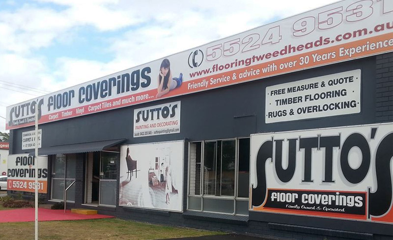 Tweed Heads Sutto's Floor Coverings